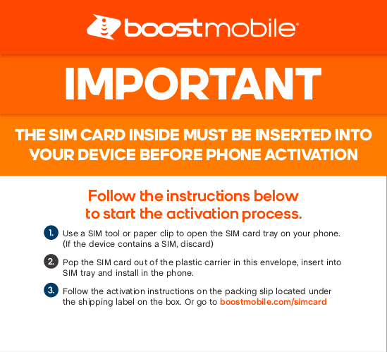 Top 2 Ways to Unlock Boost Mobile Phone for Any Carrier 2020
